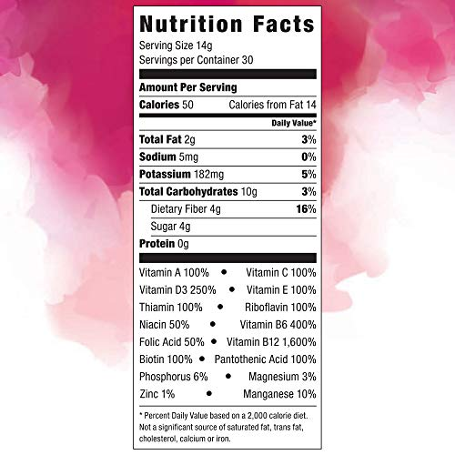 Zurvita- Zeal for Life- 30-Day Wellness Canister- Wild Berry (Classic)- 420 grams by Zurvita (Image #2)