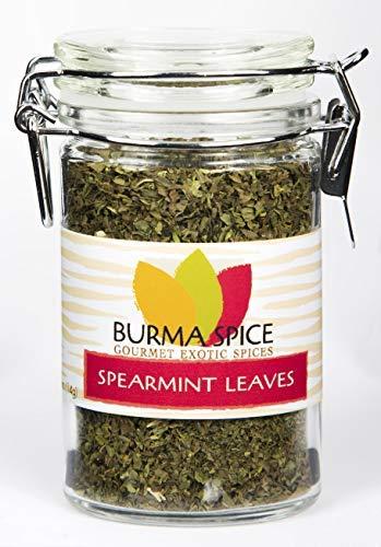 (Spearmint Leaves : Dried Herb Loose Leaf Mint Tea : Caffeine-Free Kosher (0.5oz.))
