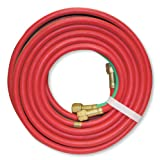 US Forge 08951 3/16-Inch by 25-Feet Oxy-Acetylene Hose