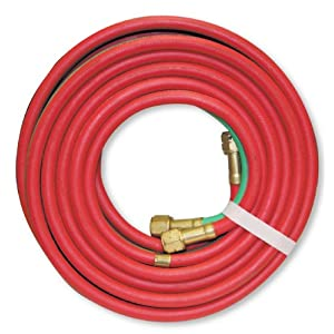 US Forge 08950 3/16-Inch by 12-1/2-Feet Oxy-Acetylene Hose