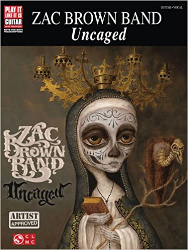 Amazon.com: Zac Brown Band: Uncaged (Play It Like It Is Guitar ...