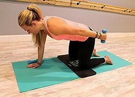 Amazon.com: Rodilla Pad – 15 mm de yoga ejercicio mat para ...