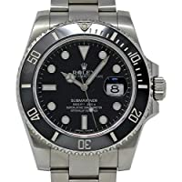 Rolex Submariner Swiss-Automatic Male Watch 116610 (Certified Pre-Owned)