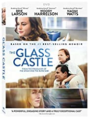 Based on the worldwide best-selling memoir starring Academy Award® winner Brie Larson and Academy Award® nominees Woody Harrelson and Naomi Watts, THE GLASS CASTLE chronicles the adventures of an eccentric, resilient, tight-knit family.An all...