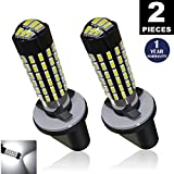 03 mustang fog lights - LUYED 2 X 900 Lumens Super Bright 3014 78-EX Chipsets 880 886 890 892 Led Bulb Used For DRL or Fog Lights,Xenon White