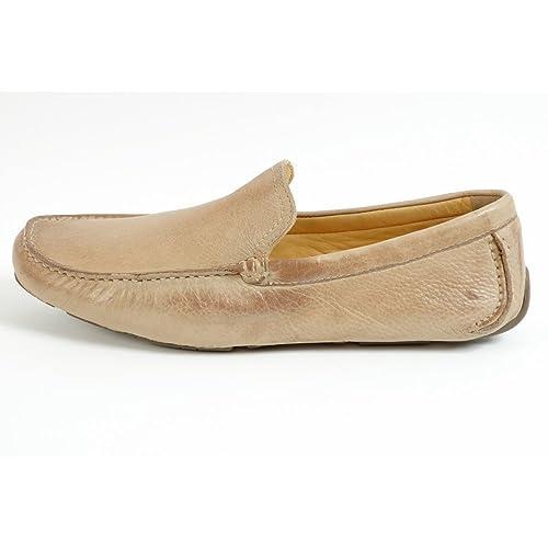 Anatomic Gel - Mocasines para hombre, color Beige, talla 39 EU: Amazon.es: Zapatos y complementos
