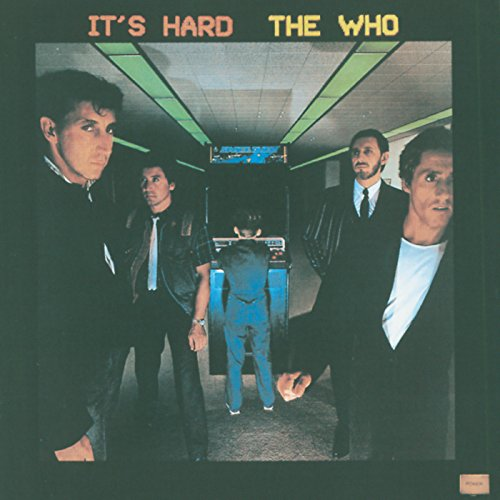The Who: It's Hard (Audio CD)