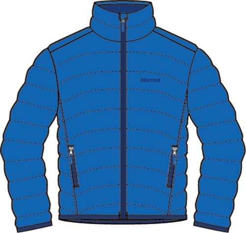 73395b86c Marmot Kids Boy s Tullus Jacket (Little Kids Big Kids) True Blue ...