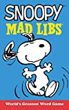 Snoopy Mad Libs (Peanuts)