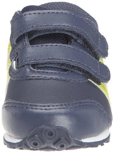 Adidas Snice Cf I, zapatos Bajos Mixto para bebé Azul - Bleu (G62267)