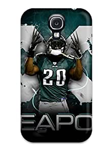 New Style Tpu S4 Protective Case Cover/ Galaxy Case - Philadelphia Eagles