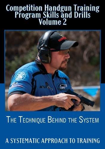 Competition Handgun Training Program Skills product image
