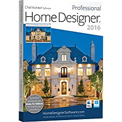Chief Architect Home Designer Pro 2016