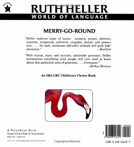 Merry-Go-Round: A Book About Nouns (Explore!): Ruth Heller ...