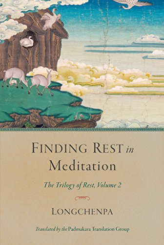 Finding rest in meditation trilogy of rest volume 2 kindle finding rest in meditation trilogy of rest volume 2 by longchenpa fandeluxe Choice Image