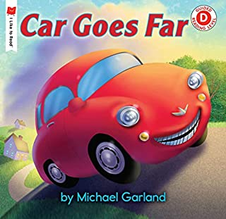 Book Cover: Car Goes Far