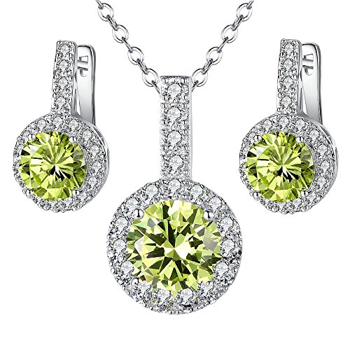 Jewelry Morenitor Gorgeous Necklace Earrings