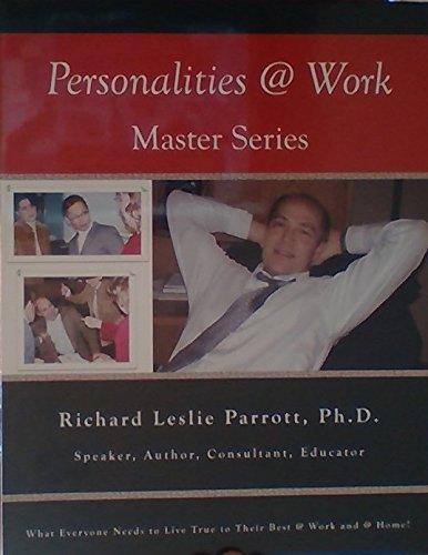 Download Personalities At Work Master Series pdf epub
