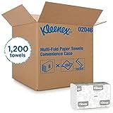 Kimberly-Clark Kleenex 1-Ply Multi-Fold Towel