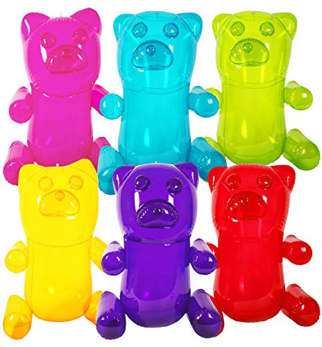 Gummy Bear Toy (Kangaroo's HUGE 24