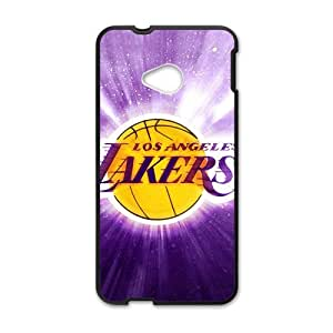 Happy los angeles lakers Phone Case for HTC One M7