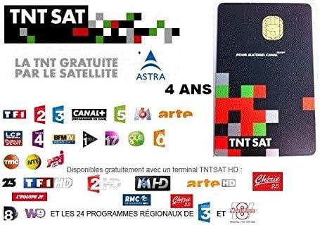 Satenco Tnt Sat Smart Card 4 Years Amazon Co Uk Computers