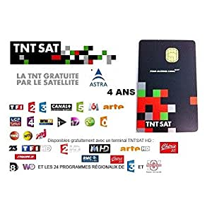 Amazon.com: SATENCO TNT Sat Smart Card 4 Years: Computers ...
