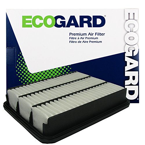 ECOGARD XA4720 Premium Engine Air Filter Fits Mitsubishi Eclipse, Galant / Chrysler Sebring / Dodge Stratus / Mazda Millenia / Dodge Avenger / Eagle Talon, Summit / Mitsubishi Expo, Expo -