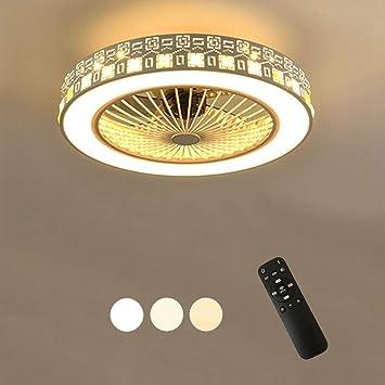 Luz de techo LED con control remoto Ajustable Creativo ...