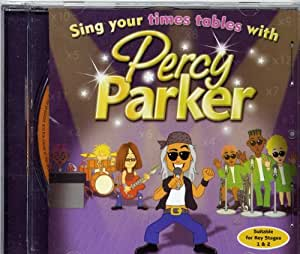 Sing Your Times Tables with Percy Parker
