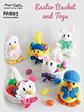 Crochet Pattern Easter Baskets & Toys PA803-R