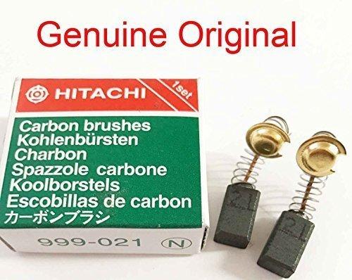 AUTHENTIQUE ORIGINAL BALAIS de carbone HITACHI pour tc-100a tc-90 tc-90a Tr-6 tr-6a trm645 ut14y ht1g