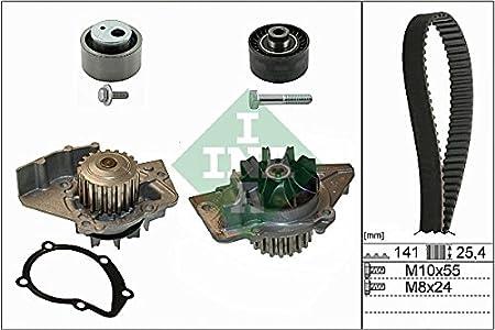 Kit distribución + Bomba Agua Ina 530047030: Amazon.es: Coche y moto