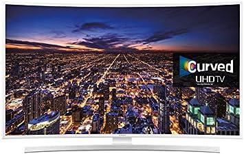 SAMSUNG Series 6 JU6510 4K Ultra HD Smart Curved LED 40 Inch TV (2015 Model), [Importado de UK]: Amazon.es: Electrónica