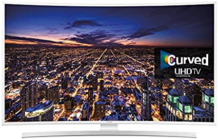 SAMSUNG Series 6 JU6510 4K Ultra HD Smart Curved LED 40 Inch TV (2015 Model), [Importado de UK]: Amazon.es: Electrónica