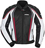 Cortech GX Sport Air 4 Jacket White/Black XXL 8985-0409-08