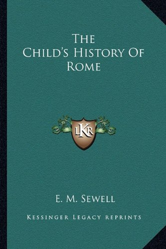 Download The Child's History Of Rome ebook