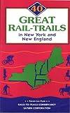 40 Great Rail-Trails in the Mid-Atlantic, Karen-Lee Ryan, Mark A. Wood, 0925794104