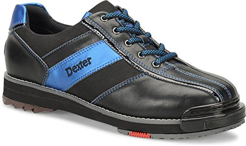 Dexter SST 8 Pro Bowling Shoes, Black/Blue, Size 11.0