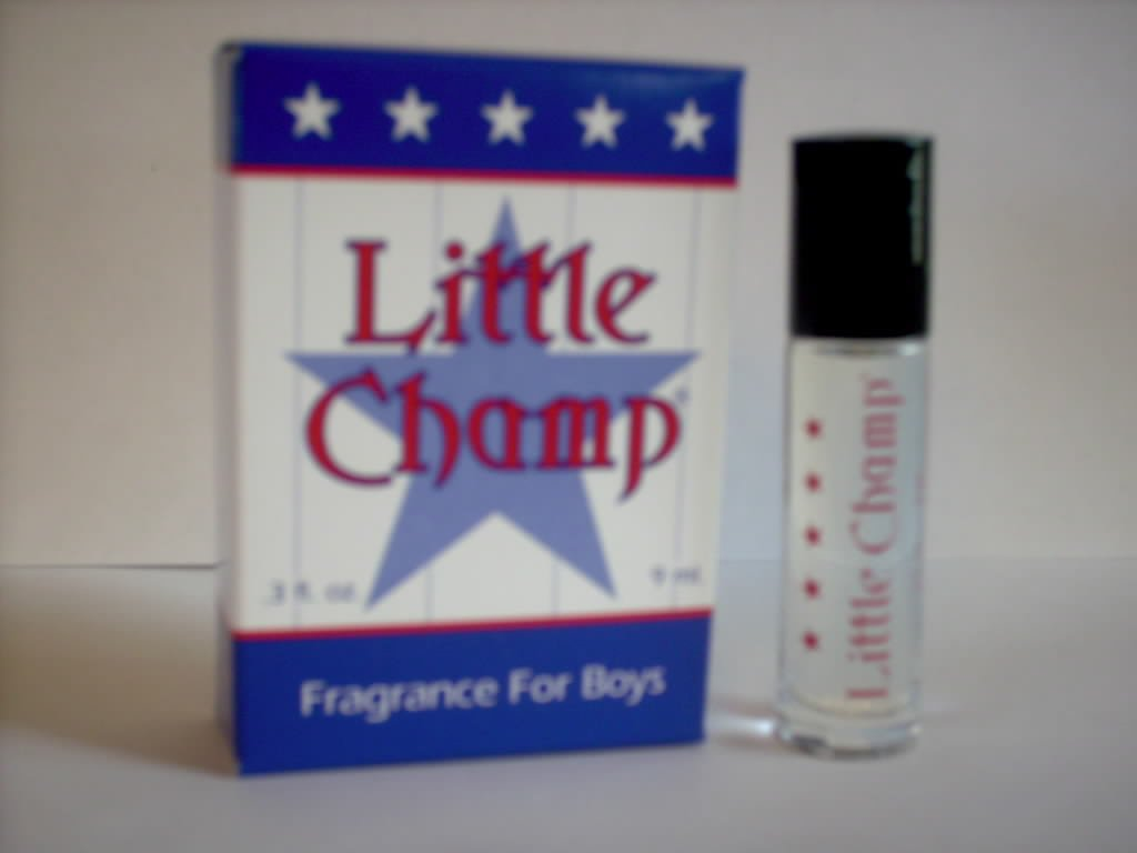 Little Champ Fragrance for Boys - Kids Fragrance - Perfect Size for Travel! Winsome Fragrance Co. LC1000
