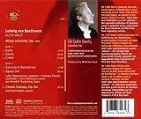 Beethoven: Missa Solemnis / Choral Fantasy