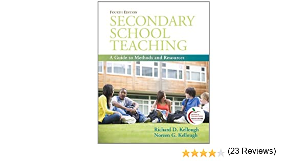 Amazon.com: Secondary School Teaching: A Guide to Methods and ...