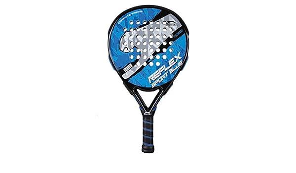 Slazenger Reflex Sport - Pala de pádel, color azul, 38 mm: Amazon.es: Deportes y aire libre