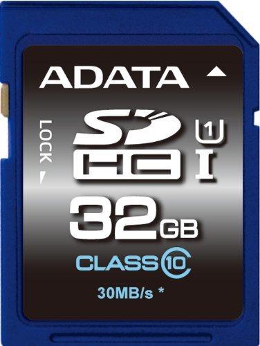 ADATA Premier SDHC UHS-I U1 Class10 32GB 32GB SDHC Classe 10 memoria flash 5-6gg Lavorativi (da Ordinare)