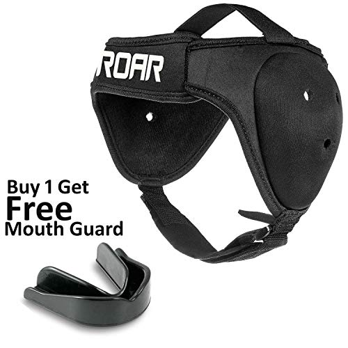 Roar BJJ Headgear MMA Grappling Ear Guard Fighting Sparring Helmet