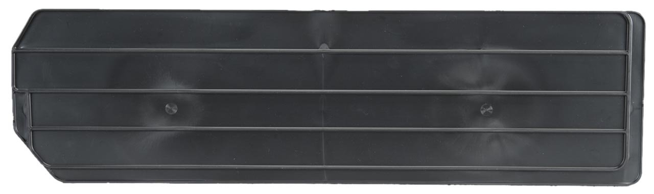 AKRO-MILS 40282 Lengthwise Divider for 30282 and 30283 Super Size AkroBin, Black