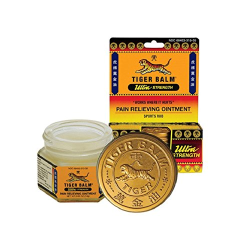 Tiger Balm Ultra Strength 0 63 product image