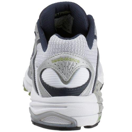 New Balance - Zapatillas de deporte de material sintético hombre blanco - White/Navy/Green