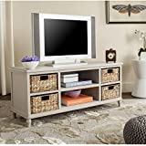 Safavieh American Homes Collection Rooney Vintage Grey Entertainment Unit
