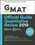 GMAT Official Guide Quantitative Review 2019: Includes Online Content